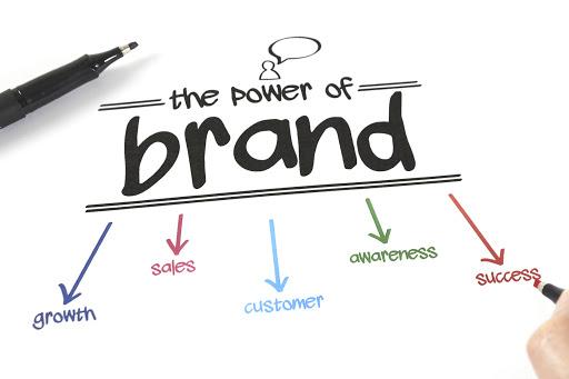 نجاح شركتك يعتمد بشكل أساسي على نجاح علامتك التجارية