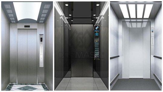 هل سبق وأن تعرف على الأجزاء التي يتكون منها المصعد؟